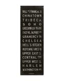 Manhattan Print by Steve Forney