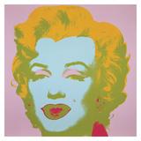 Andy Warhol - Marilyn Monroe (Marilyn), 1967 (pale pink) - Poster