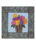 Mixed Bouquet Prints by James Hussey