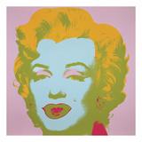 Marilyn Monroe (Marilyn), 1967 (pale pink) Plakater af Andy Warhol