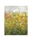 Midsummer Meadow Print by Jessica Torrant