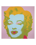 Marilyn Monroe (Marilyn), 1967 (pale pink) Prints by Andy Warhol