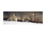 Mill Moon Prints by Ray Hendershot