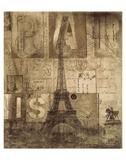 Paris Valentine Affiches par Dawne Polis