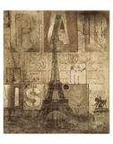 Paris Valentine Prints by Dawne Polis