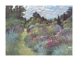 May Garden Prints by Allan Myndzak