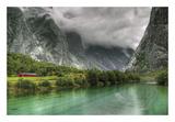 Norway 45 Kunst af Maciej Duczynski