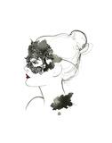 Masquerade Print by Jessica Durrant