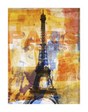 Paris Vibes I Prints by Sven Pfrommer