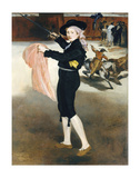 Mlle Victorine Meurent in the Costume of an Espada, 1862 Posters by Edouard Manet