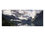 Norway Panorama Affiches par Maciej Duczynski
