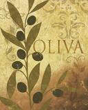 Olio II Poster by  Veronique