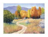 October Afternoon Prints by Bunny Oliver