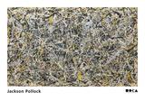 Number 1, 1949, 1949 Schilderijen van Jackson Pollock