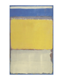 Number 10 Pôsters por Mark Rothko