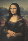 Mona Lisa Poster von Leonardo Da Vinci