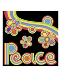 Peace Garden Prints by Mali Nave
