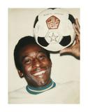 Pelé, 1977 Kunst af Andy Warhol