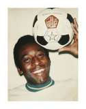 Pelé, 1977 Art by Andy Warhol