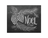 Noel Prints by LLC., Lily & Val