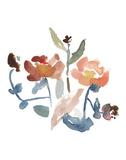 Nouveau Boheme No. 2 - Japanese Garden Series Posters by Kiana Mosley