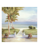 Path to the Beach Poster by Marc Lucien