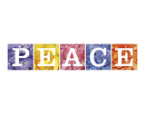 Peace Poster by Jenny Kraft
