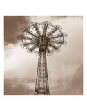 Parachute Jump Prints by Erin Clark