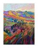 Paso IV Prints by Erin Hanson