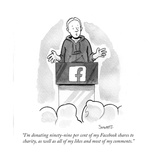 Cartoon Premium Giclee Print by Benjamin Schwartz