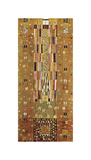 Pattern for the Stoclet Frieze, around 1905/06, End Wall Giclee Print by Gustav Klimt