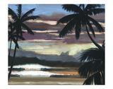 Niwiliwili Sunset Prints by Wade Koniakowsky