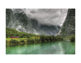 Norway 45 Poster par Maciej Duczynski
