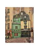 Paris Odette Posters by Dawne Polis