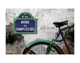 Paris au champs Prints by Sven Pfrommer