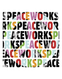 Peace Works (white) Posters by Erin Clark