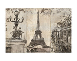 Paris Prints by  Pela + Silverman
