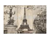 Paris Prints by  Pela + Silverman