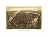 New York, 1873 Prints