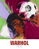 Pelé, c. 1977 Plakat af Andy Warhol