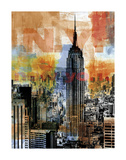 New York Edge Art by Sven Pfrommer