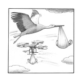 Cartoon Premium Giclee Print by Harry Bliss