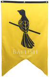 Game Of Thrones- House Baelish Banner Posters