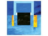 Bauhaus Plan V2 Poster von Carmine Thorner