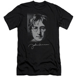 John Lennon- Sketch (Slim Fit) T-shirts