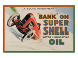 Bank on Super Shell Print