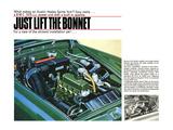 Austin - Just Lift the Bonnet Prints