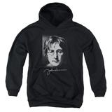 Youth Hoodie: John Lennon- Sketch Pullover Hoodie