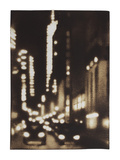 New York Aglow - 42nd Street Giclee Print by Paul Chojnowski