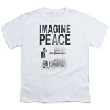 Youth: John Lennon- Imagine Peace T-shirts